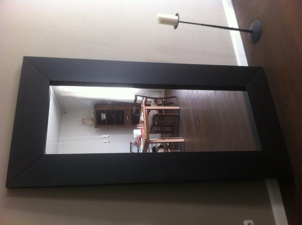 ikea spiegel mongstad wie neu in die en garderobe flur keller kaufen und verkaufen ber. Black Bedroom Furniture Sets. Home Design Ideas