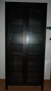 ikea vitrine birke mit zwei regalen lack in rottendorf ikea m bel kaufen und verkaufen ber. Black Bedroom Furniture Sets. Home Design Ideas