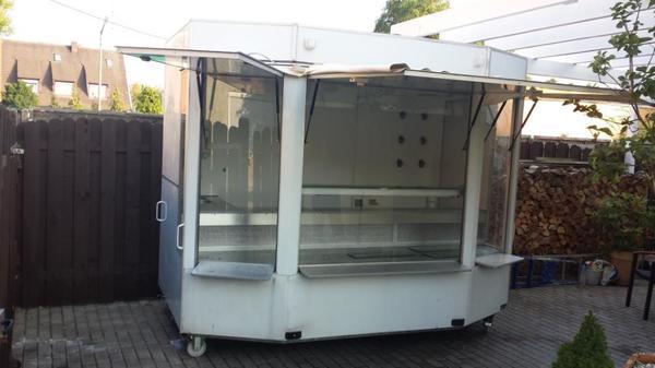 imbiss verkaufswagen in n rnberg anh nger auflieger kaufen und verkaufen ber private. Black Bedroom Furniture Sets. Home Design Ideas