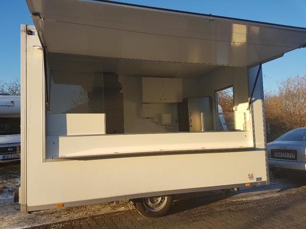 imbisswagen in h nstetten anh nger auflieger kaufen und verkaufen ber private kleinanzeigen. Black Bedroom Furniture Sets. Home Design Ideas