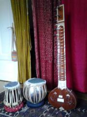 Indische Instrumente