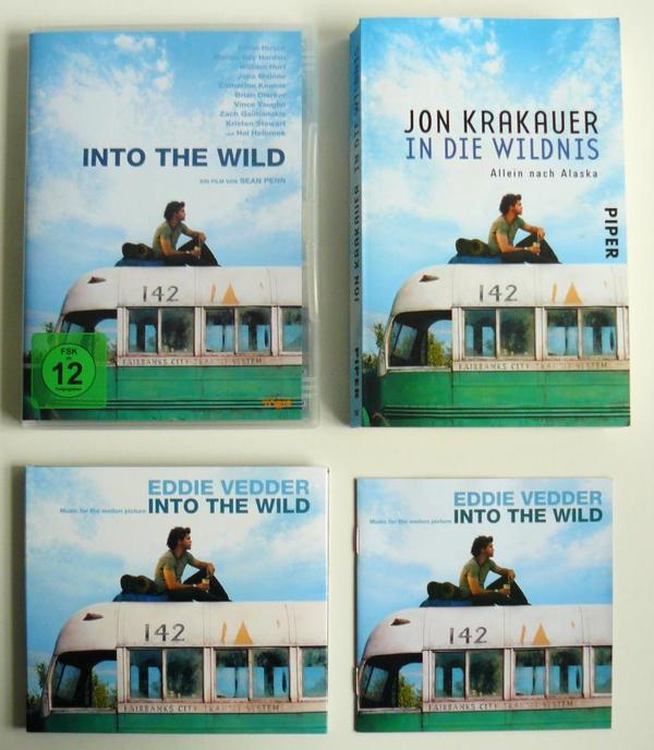 Into The Wild Buch