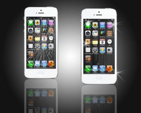 iphone 4 4s 5 5s 6 display wechsel in mannheim apple iphone kaufen und verkaufen ber private. Black Bedroom Furniture Sets. Home Design Ideas