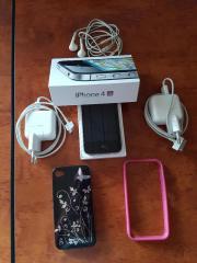 iPhone 4S, Black,