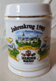 Jahns Bräu Jahreskrug