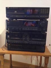 JVC Stereo-Anlage