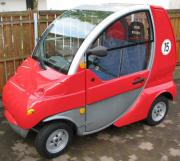 Kabinen-Elektromobil Charly