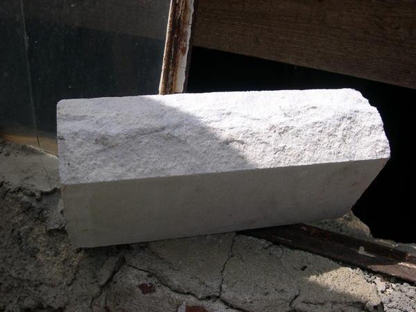 kalksandstein verblender in luxem sonstiges material f r. Black Bedroom Furniture Sets. Home Design Ideas
