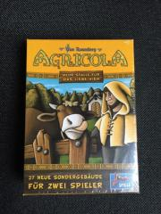 KARTENSPIEL Agricola -Mehr