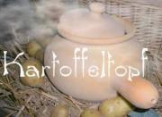 Kartoffeltopf - für Kartoffeln