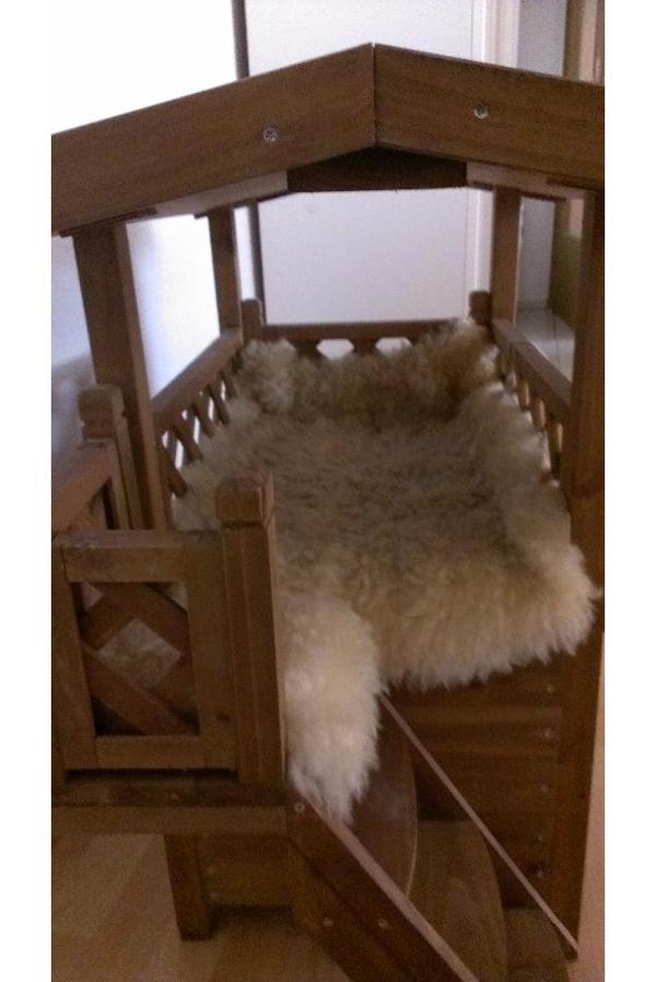 bild 6 katzen katzenhaus von kerbl. Black Bedroom Furniture Sets. Home Design Ideas