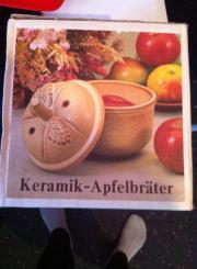 Keramik-Apfelbräter