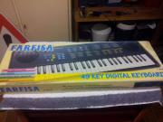 KEYBOARD FARFISA DIGITAL