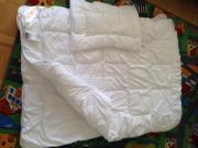 Kinder Bettdecke + Kissen