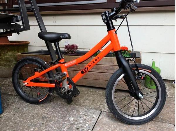 kinder fahrrad ku bikes 14 zoll in m nchen kinder fahrr der kaufen und verkaufen ber private. Black Bedroom Furniture Sets. Home Design Ideas