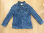 Kinder Jeans Hemd