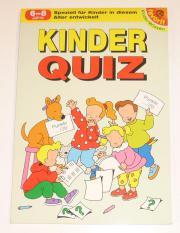 Kinder Quiz Block