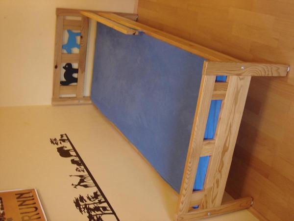 kinderbett 70 neu und gebraucht kaufen bei. Black Bedroom Furniture Sets. Home Design Ideas