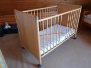 Kinderbett Paidi zu