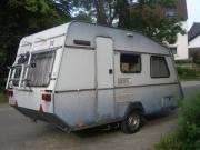 Kipp-Wohnwagen autark