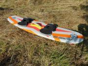 Kitesurfen Board, Kiteboard