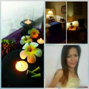klassischer Thai massage