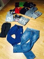 Kleiderpaket Gr. 146/