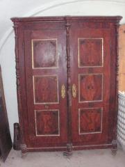 Kleiderschrank antik - spaltschrank