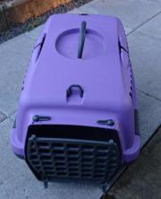 Kleintier Transportbox