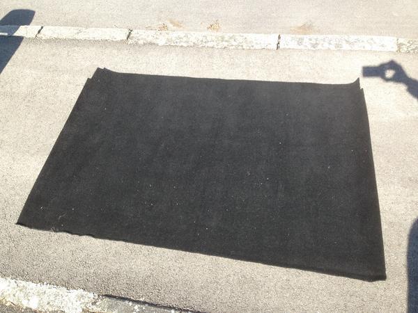 teppich schwarzer neu und gebraucht kaufen bei. Black Bedroom Furniture Sets. Home Design Ideas