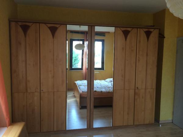 komplette schlafzimmer einrichtung g nstig zu verkaufen in schl chtern schr nke sonstige. Black Bedroom Furniture Sets. Home Design Ideas