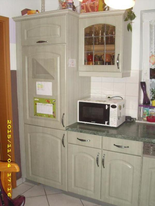 wegen neukauf einer k che geben wir unsere gut erhaltene k che samt e ger te ab au er. Black Bedroom Furniture Sets. Home Design Ideas