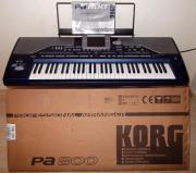 Korg PA800 1.