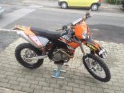 KTM EXC 400,