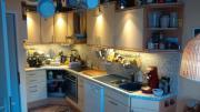 Küche in gutem