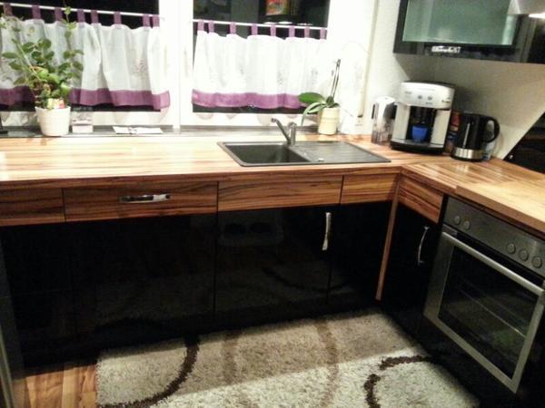 nobilia küche grau hochglanz : Küche Nobilia hochglanz in ...
