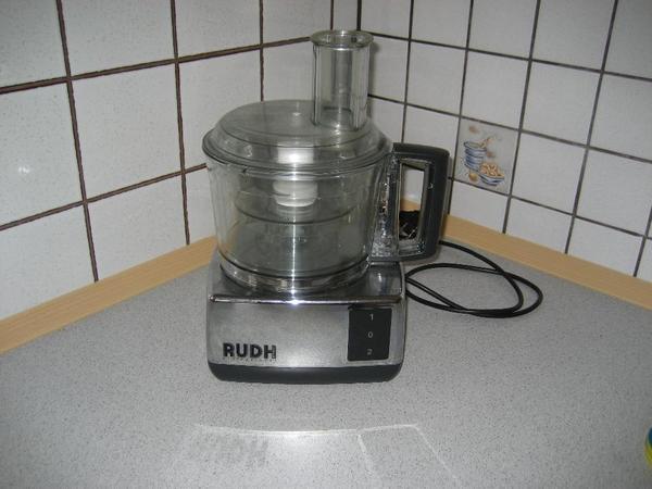 Firma rudh küchenmaschine