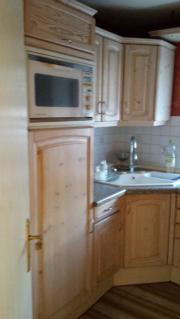 Küchenmöbel Fichtenholz Fa.