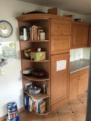 Küchenzeile/Einbauküche