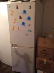 Kühlschrank mit Gefrierfach,
