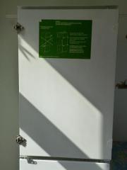 Kühlschrank von Constructa