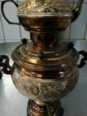 Kupfer Tee Maker