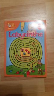 Labyrinthe Buch ab