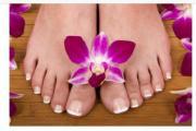 Laden für Fußpflege