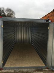 Lagercontainer, Selfstorage