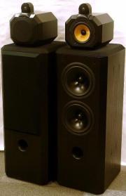 Lautsprecher B&W