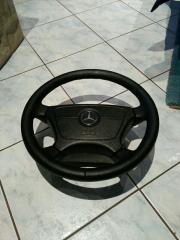 Lederlenkrad Mercedes SRS,