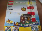Lego Leuchtturm 3in1