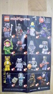 Lego Minifiguren Monster
