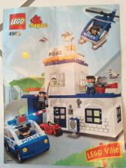 Lego Polizeistation 4965